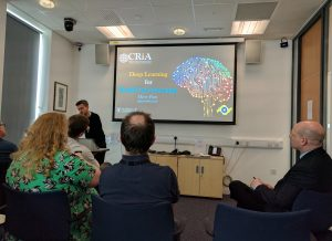 eHealth Cluster Visits: May 2017 – University of Liverpool
